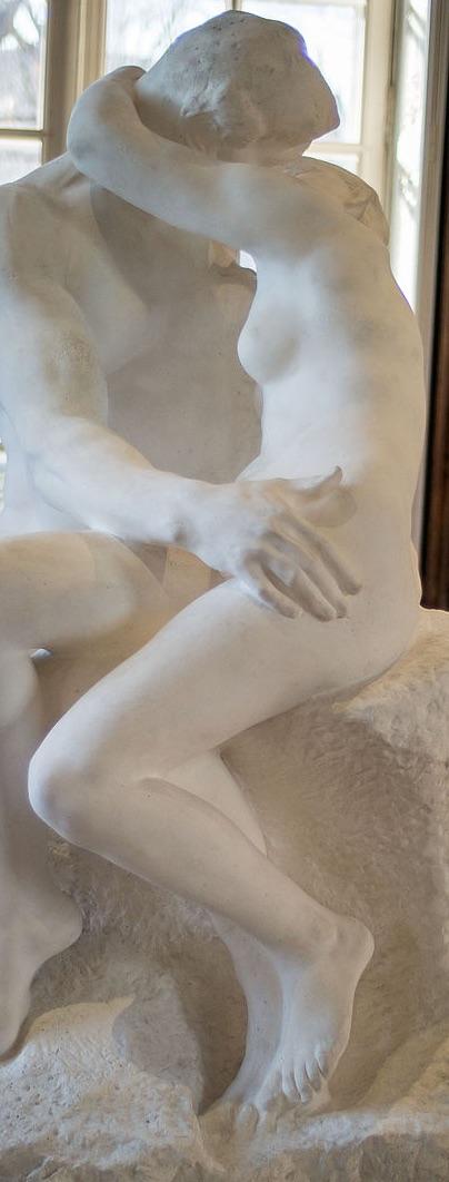 Le Baiser de Rodin, au musée Rodin ?
